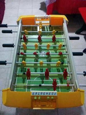 Metegol Football Game - Casi Sin Uso Para Niños