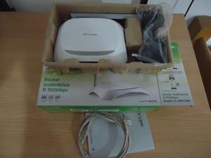 ROUTER INALAMBRICO TP LINK TL WR720N