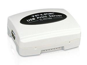 Tp-link Tl-ps110u Solo Usb2.0 Puerto Fast Ethernet Del Servi