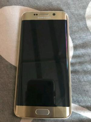 Vendo Samsung s6 edge de 32 gb libre de fábrica