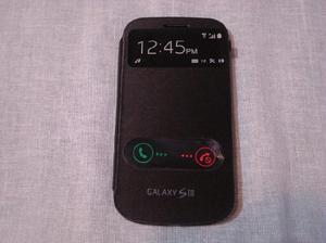 fundas flip cover Samsung y Motorola