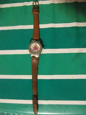 reloj pulsera de garfield, muy buen estado, original!!