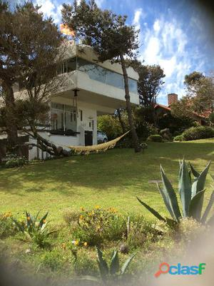 Alquilo casa con vista al mar,atipica , en Pinamar Norte,