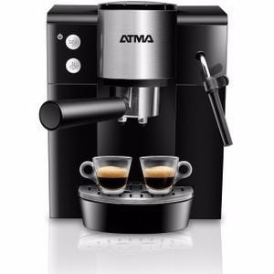 Cafetera Digital Express Atma C/espumador 18bares1,5lts