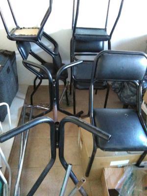 Juego de comedor una mesa y 5 sillas