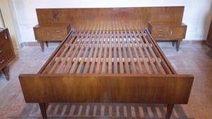 Juego de dormitorio completo antiguo