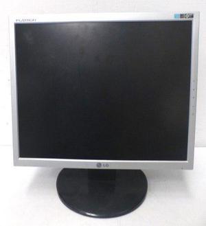 Monitor Lg 17 Flatron L1753 Fundación Tzedaká