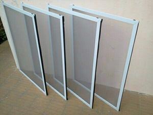 Mosquiteros de aluminio