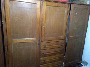 Ropero provenzal en rosario muebles usados y posot class for Ropero usado precio