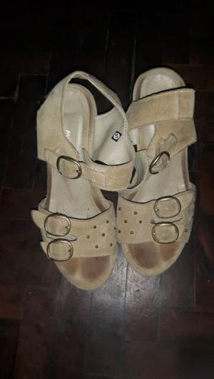 Sandalia de descarne