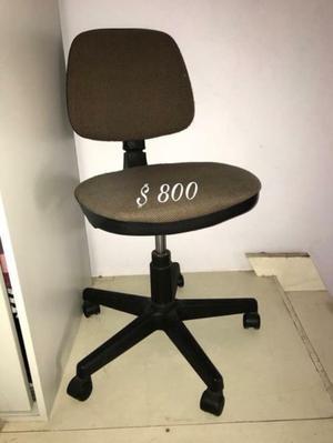 Silla de escritorio giratoria