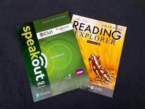 Speak Out 2nd Edition + Reading Explorer - Level 5 - Usado