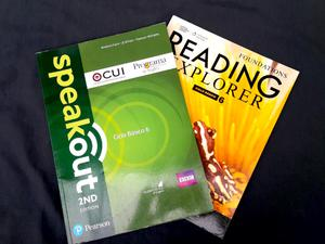 Speak Out 2nd Edition + Reading Explorer - Level 6 - Usado