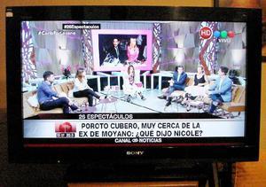 TV SONY BRAVIA 32 COMO NUEVO, CASI SIN USO !!!