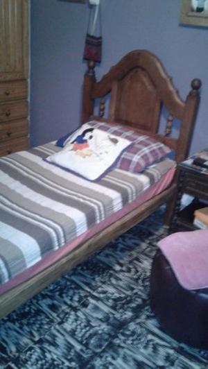 Vendo Juego de camas de 1 plaza muy buen estado