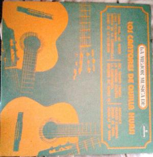 3 discos de vinilo Los tucu tucu, Los quilla huasi