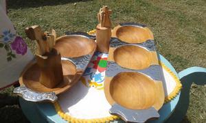Artesanias finas para la mesas