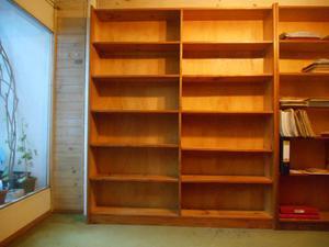Biblioteca o mueble divisorio