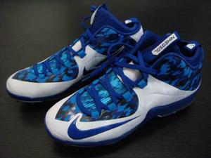 Botines Beisbol Nike Talle 12.5 De Usa Nuevos