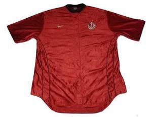 Camisa De Salida Seleccion De Canada Nike Excelente Estado