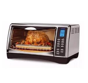 Horno Electrico Black & Decker Cto4551kt Digital 25l. Oferta