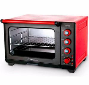 Horno Grill Electrico Ultracomb Uc40cd 1600w 40lts Digital