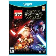 Lego Star Wars The Force Awakens Wii U Nuevo Sellado Fisico