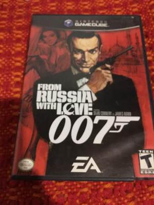 Nintendo Gamecube 007 Original
