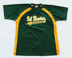Remera Camiseta Baseball Hombre Tela Sintética Talle Xl