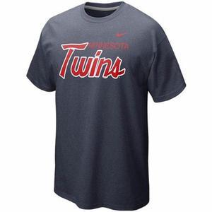 Remera De Baseball Mlb Minnesota Twins Original Importada