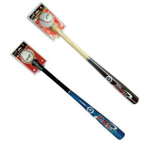 Set Bate + Bola Baseball Kit Pelota Softball 24 - 26 - 28