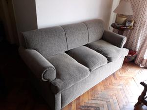 Sofa cama de 3 cuerpos IMPECABLE