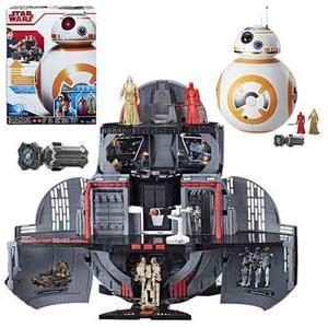 Star Wars: The Last Jedi Bb-8 2-in-1 Mega Playset Force Link