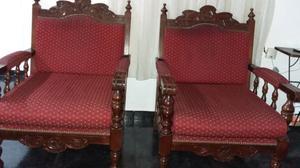 Vendo sillones antiguos