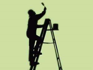 se ofrece pintor de obra casas departamentos locales
