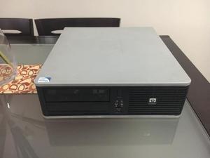 1 Pc HP, 1 monitor HP, 1 teclado HP 1 mouse HP y 1 cam