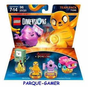 Adventure Time Team Pack Lego Dimensions ¡consulte Stock!