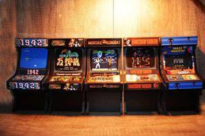 Alcancia Tipo Consola Arcade Vintage X 10 Unidades.