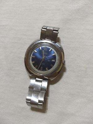 Antiguo reloj pulsera a cuerda marca Renis