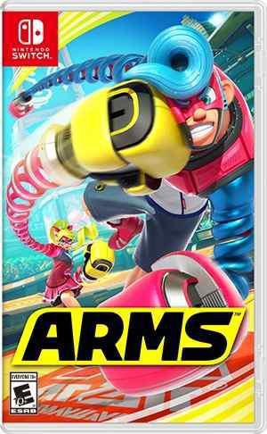 Arms | Nintendo Switch | Físico | Sellado | Original |