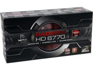 Ati Radeon Hd 6770 1gb Ddr5 In Box Outlet En Caja !