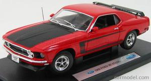 Auto A Escala Ford Mustang  Welly