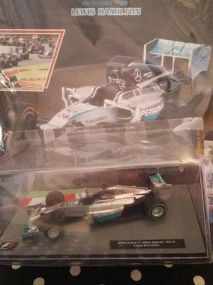Autos Formula 1. Y Antiguos A Escala 1.43
