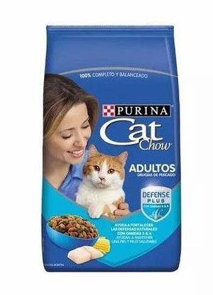 CAT CHOW ADULTO X 15 KG