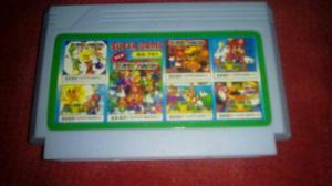 Cartucho Family Game Coleccion Mario Bros 7 En 1. Zona Norte
