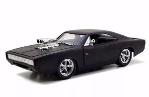 Dom's Dodge Charger R/t Rapido Y Furioso Diecast