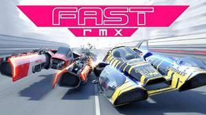 Fast Rmx - Nintendo Switch - Digital Eshop - Tochi Gaming