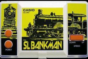 Juego Casio Sl Bankman De Los 80 En Excelente Estado Origina