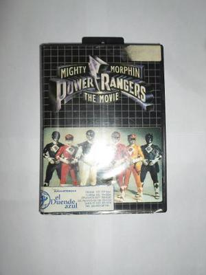Juego De Sega Power Rangers The Movie