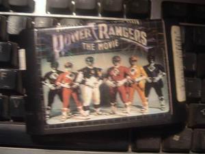 Juego De Sega-power Rangers The Movie-.perfecto Estado.